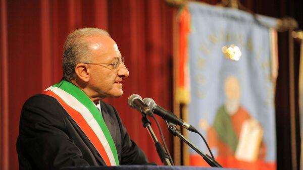 Vincenzo De Luca - Sputnik Italia