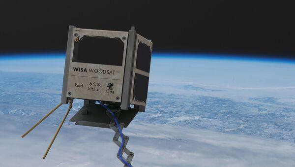 WISA Woodsat - Sputnik Italia