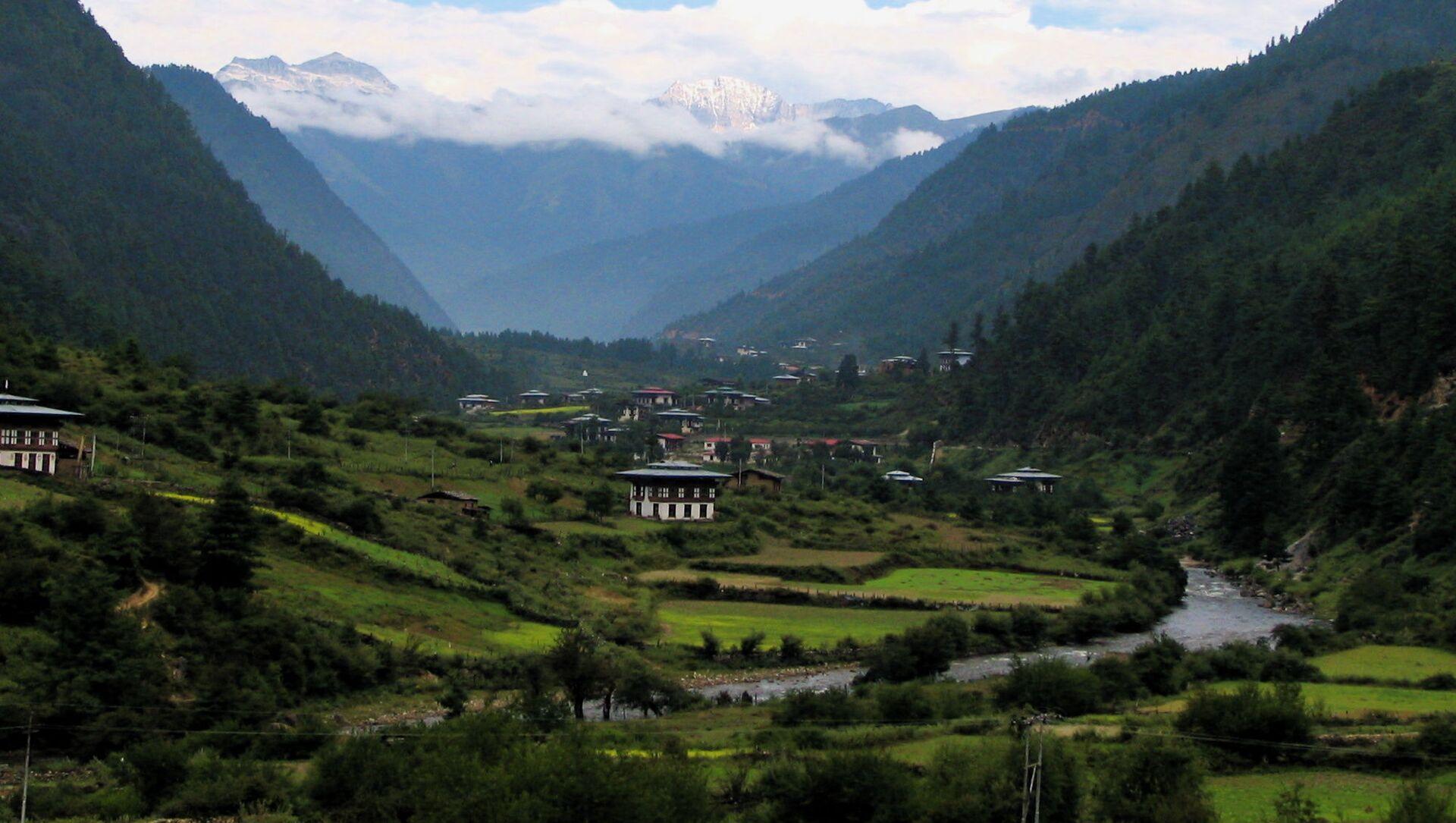 Bhutan - Sputnik Italia, 1920, 12.04.2021