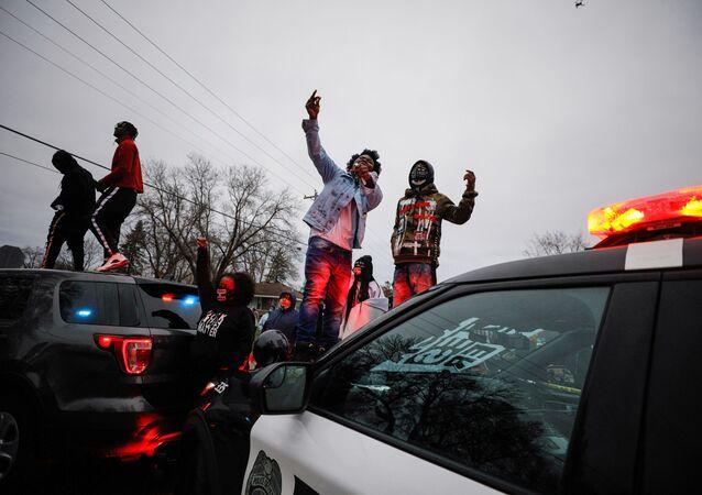 Proteste per la morte di Daunte Wright