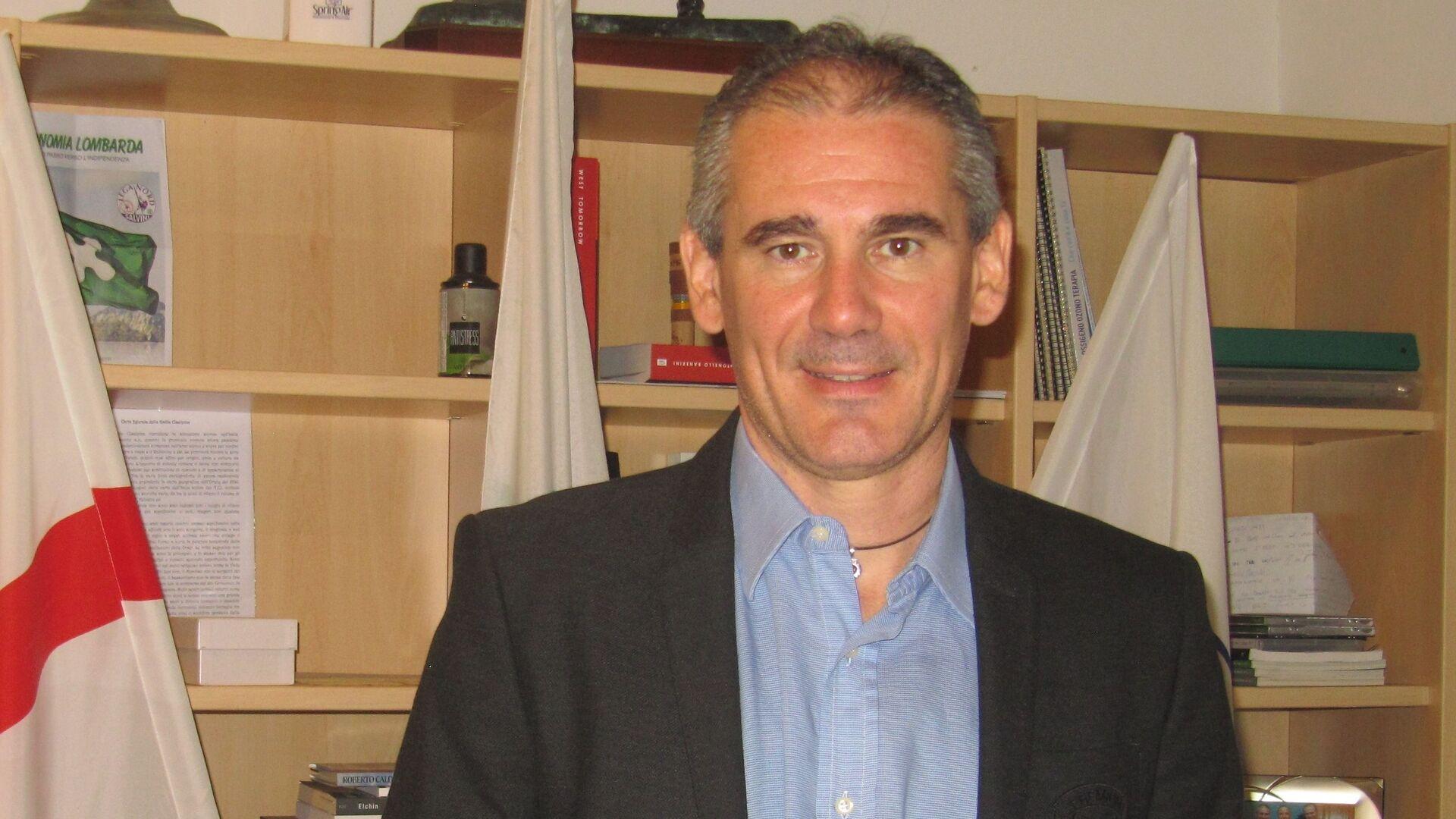 On. Paolo Grimoldi  - Sputnik Italia, 1920, 18.05.2021