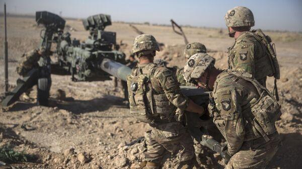 Soldati americani in Afghanistan - Sputnik Italia