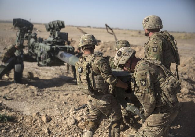 Truppe Usa in Afghanistan (foto d'archivio)