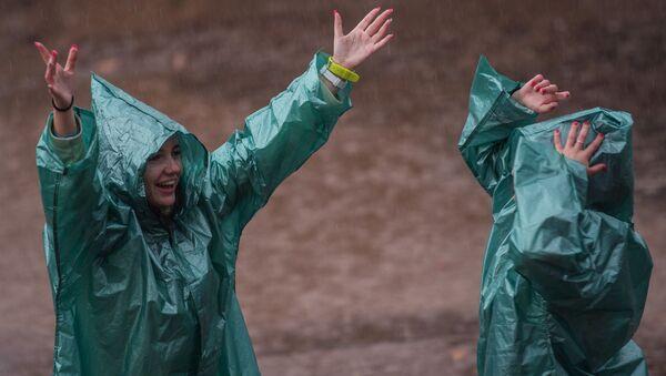 Danza della pioggia - Sputnik Italia