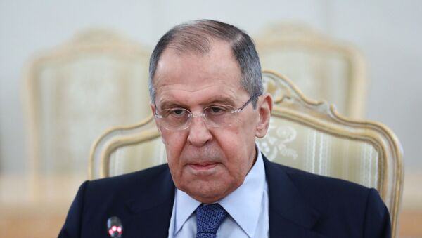 Sergey Lavrov, ministro degli Esteri russo - Sputnik Italia