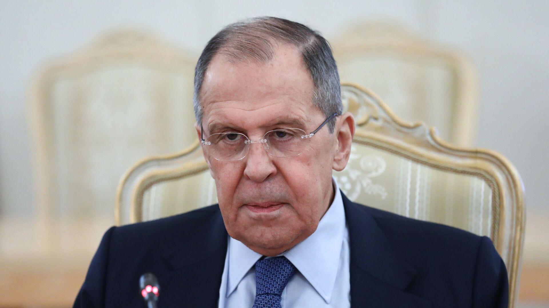 Sergey Lavrov, ministro degli Esteri russo - Sputnik Italia, 1920, 09.07.2021