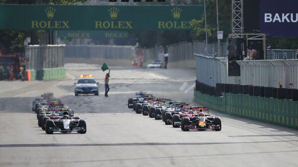 Formula 1, griglia di partenza - Sputnik Italia