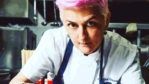 Chef Cristina Bowerman, Masterchef - Sputnik Italia