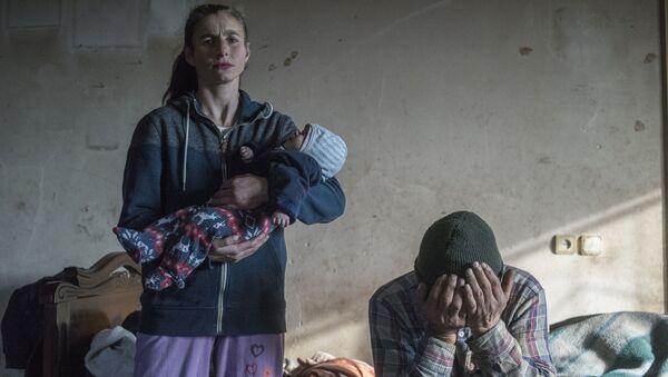 La foto dalla serie Paradise Lost del fotografo russo Valeriy Melnikov, che ha vinto il primo posto al concorso World Press Photo 2021 nella categoria General News - Sputnik Italia