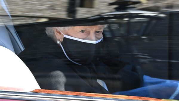 Regina Elisabetta II - Sputnik Italia