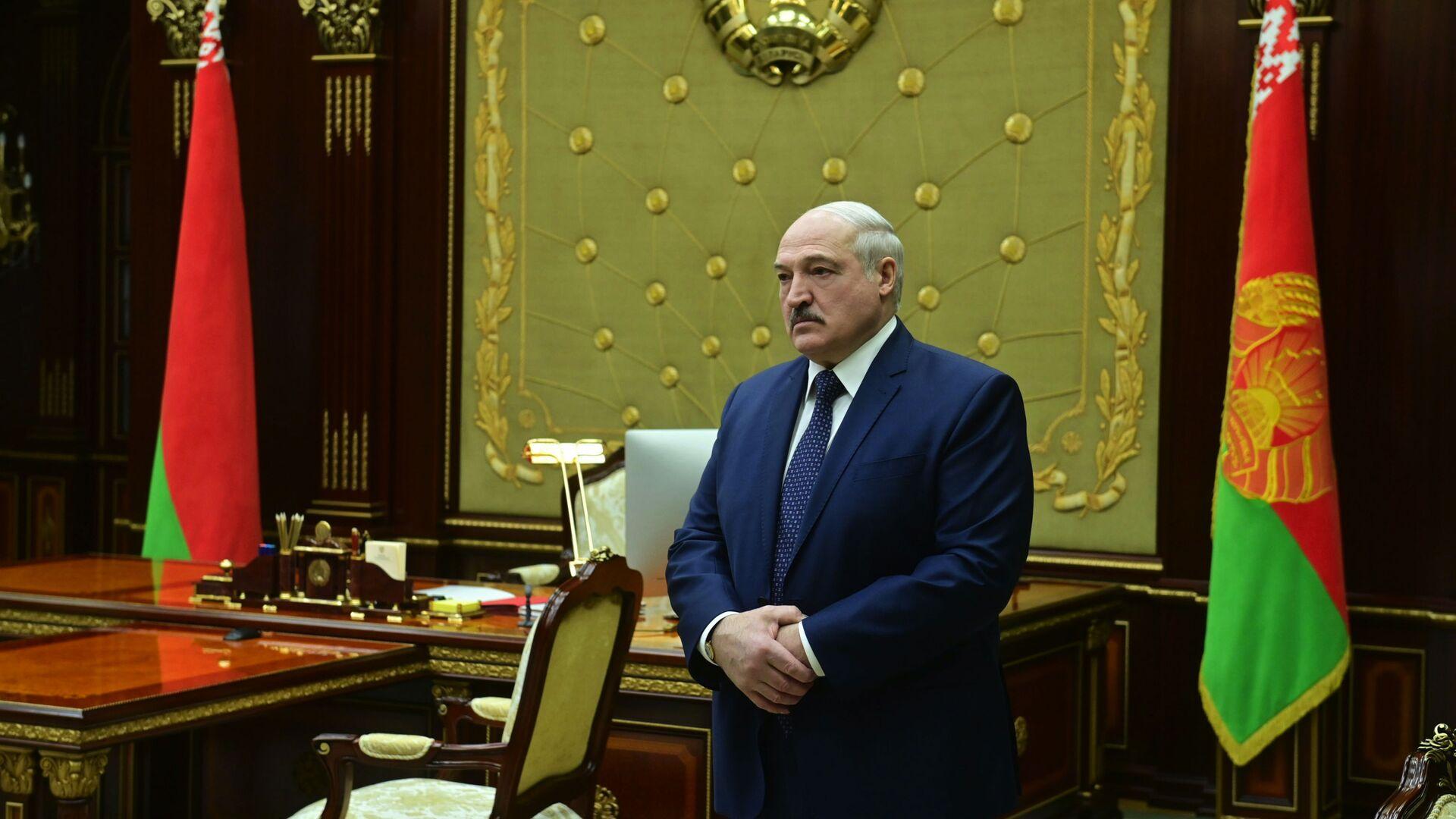 Aleksander Lukashenko  - Sputnik Italia, 1920, 29.05.2021