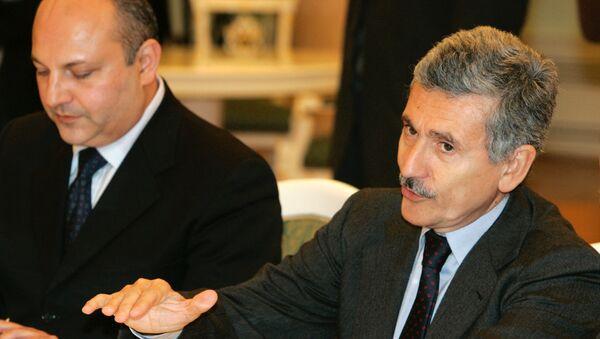 Massimo D'Alema - Sputnik Italia