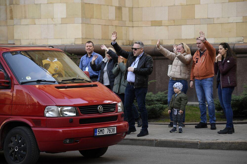 Mosca ha dichiarato 20 diplomatici dell'Ambasciata della Repubblica Ceca persone non grate