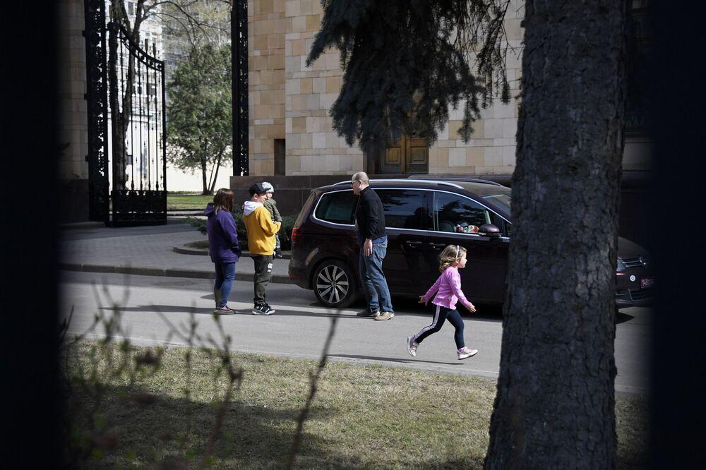 Il 17 aprile il primo ministro ceco Andrei Babis ha dichiarato che le autorità del paese sospettano che i servizi speciali russi siano coinvolti nell'esplosione in un deposito di munizioni nel villaggio di Vrbetice nel 2014