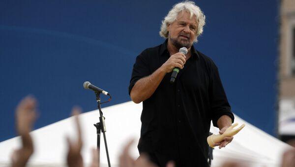 Beppe Grillo - Sputnik Italia