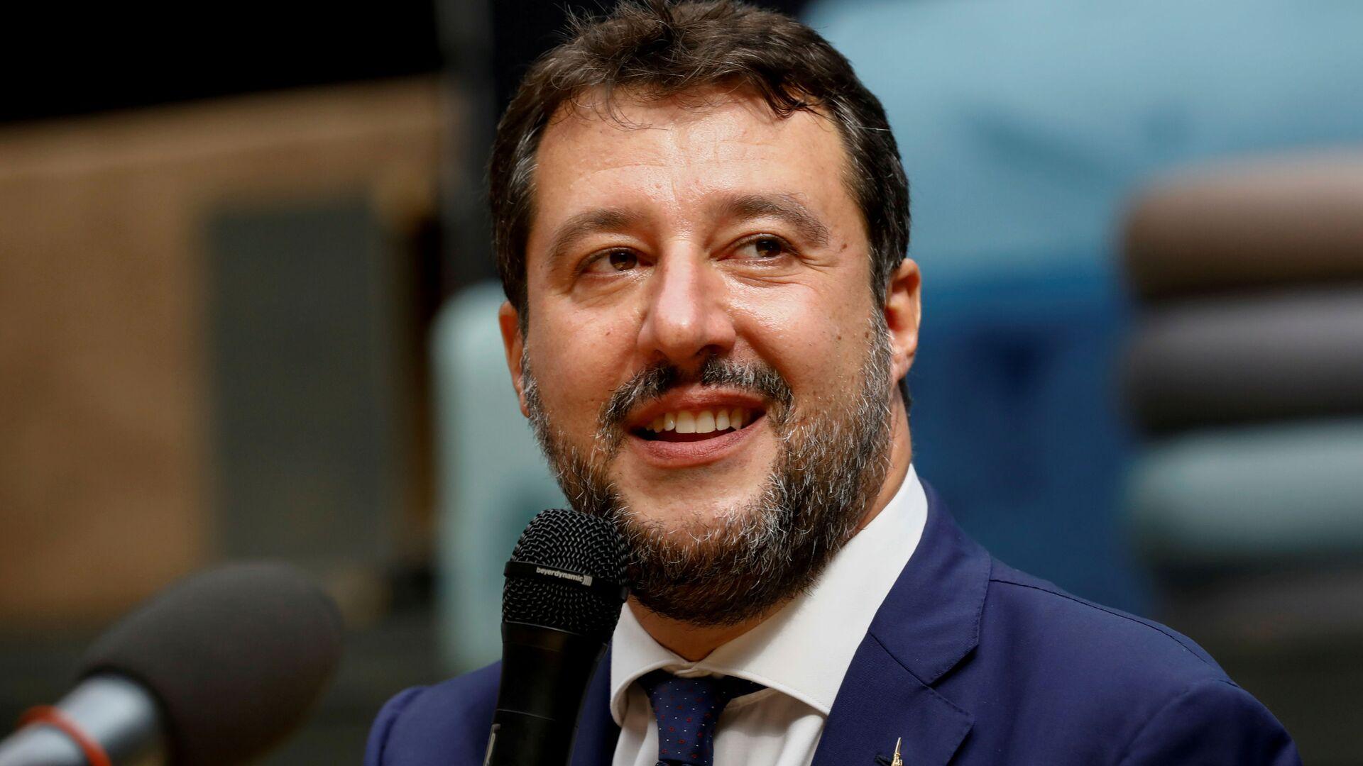 Matteo Salvini  - Sputnik Italia, 1920, 14.05.2021