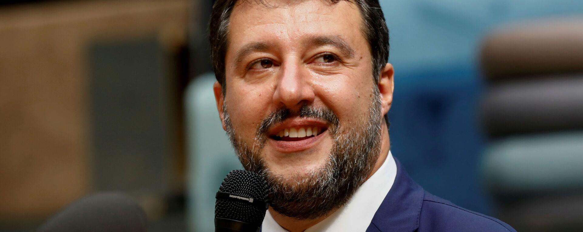 Matteo Salvini  - Sputnik Italia, 1920, 19.06.2021