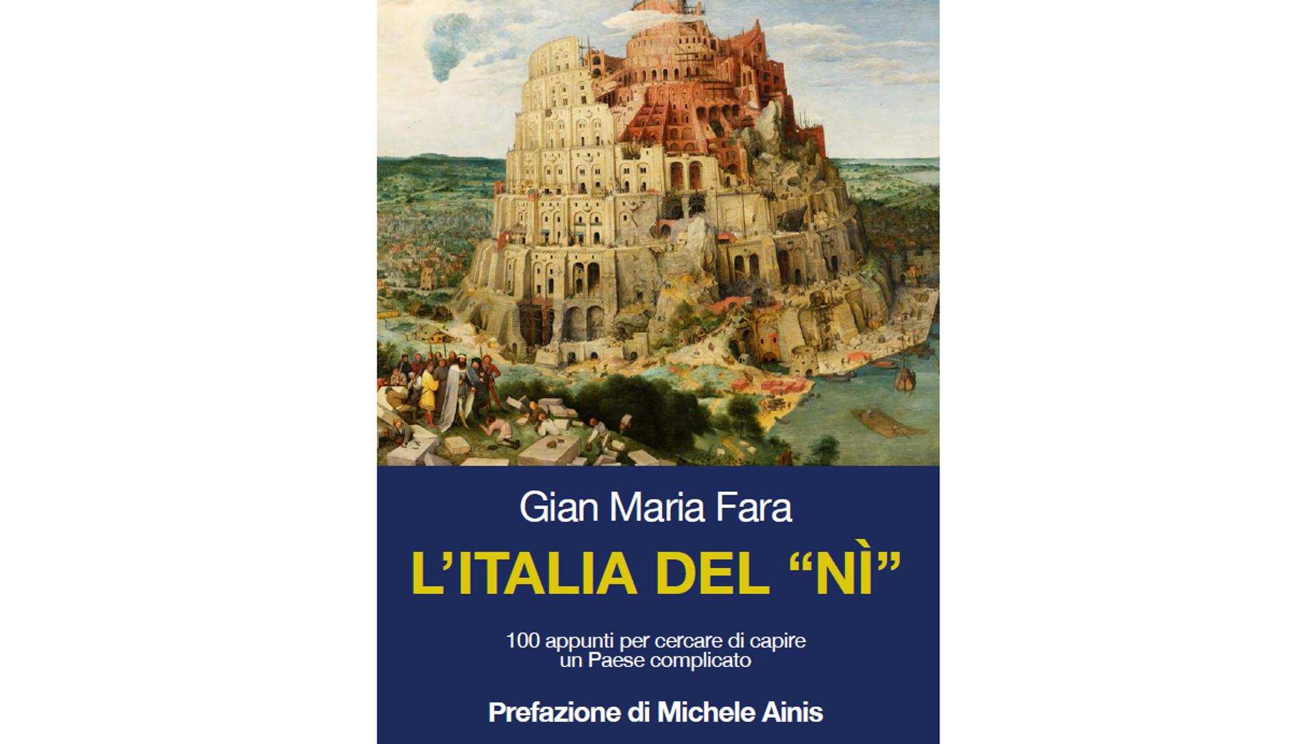 Il libro di Gian Maria Fara - Sputnik Italia, 1920, 18.05.2021