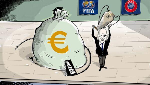 FIFA VS Superlega - Sputnik Italia