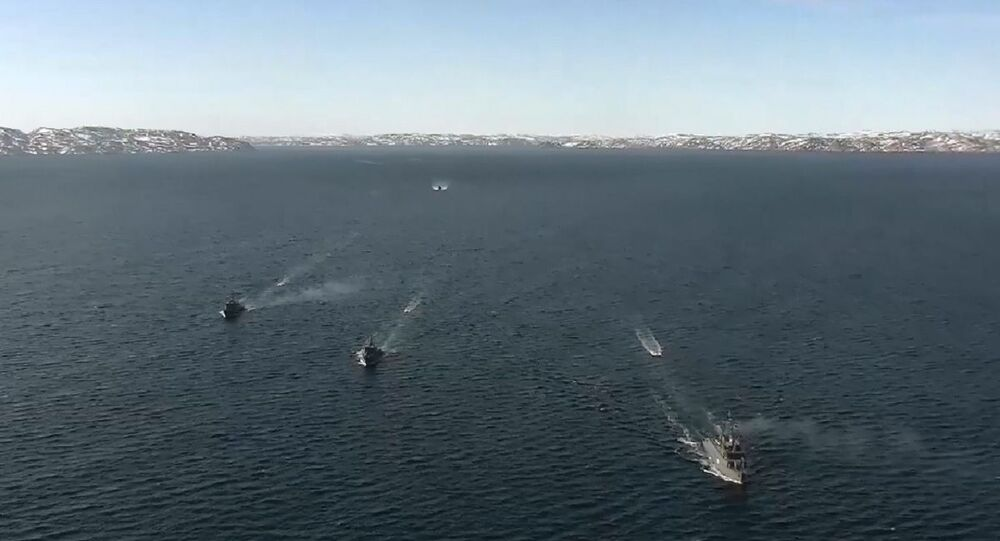 Nella Flotta del Nord della Marina militare russa sono iniziate le esercitazioni del centro di comando