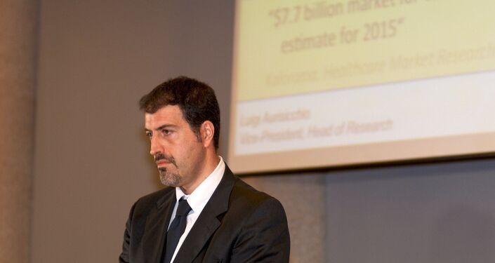 Luigi Aurisicchio, amministratore delegato e direttore scientifico di Takis Biotech