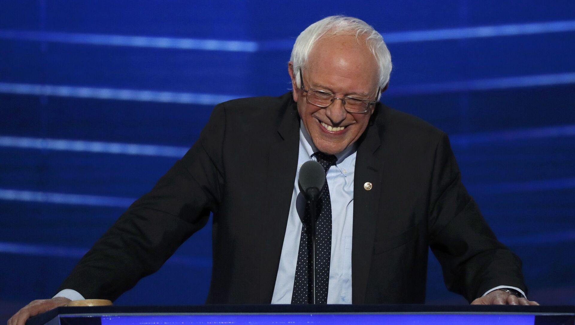Bernie Sanders - Sputnik Italia, 1920, 21.04.2021