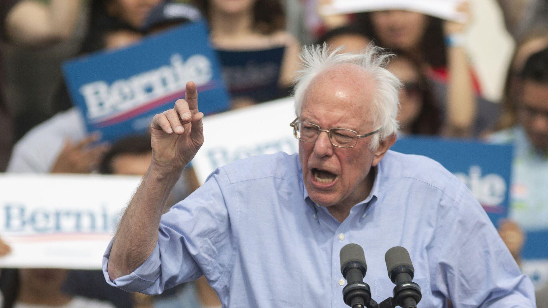Bernie Sanders - Sputnik Italia, 1920, 18.05.2021