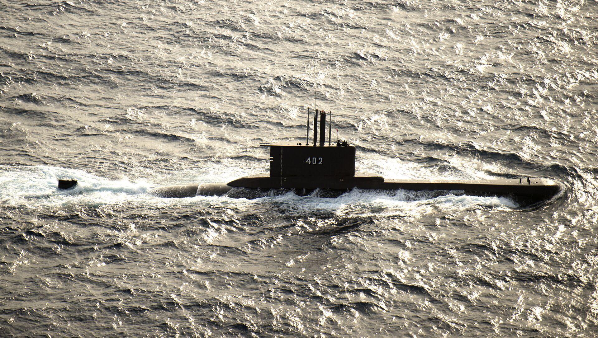 Il sottomarino indonesiano KRI Nanggala 402 - Sputnik Italia, 1920, 21.04.2021