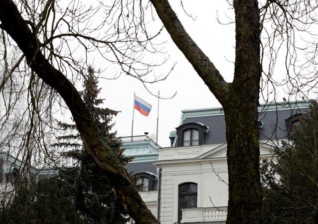 Ambasciata russa in Repubblica Ceca