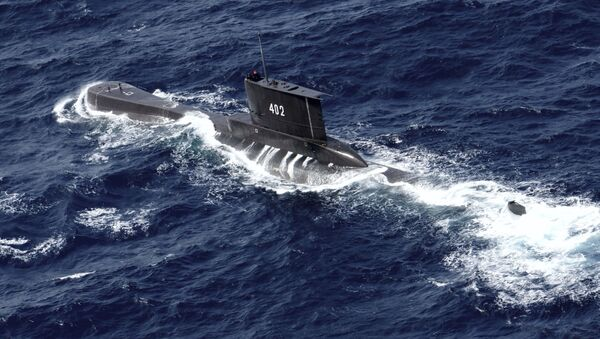 Il sottomarino indonesiano KRI Nanggala - Sputnik Italia