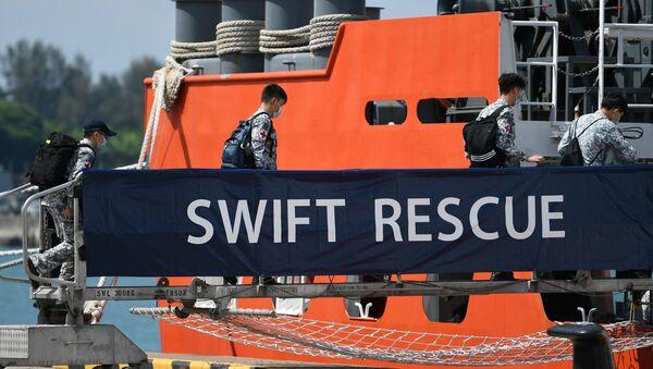 Le operazioni di ricerca del sottomarino indonesiano KRI Nanggala 402 - Sputnik Italia