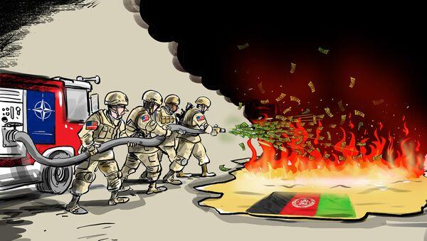 Afghanistan: la Nato sa come mandare in fumo miliardi di dollari - Sputnik Italia