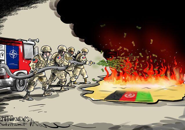 Afghanistan: la Nato sa come mandare in fumo miliardi di dollari