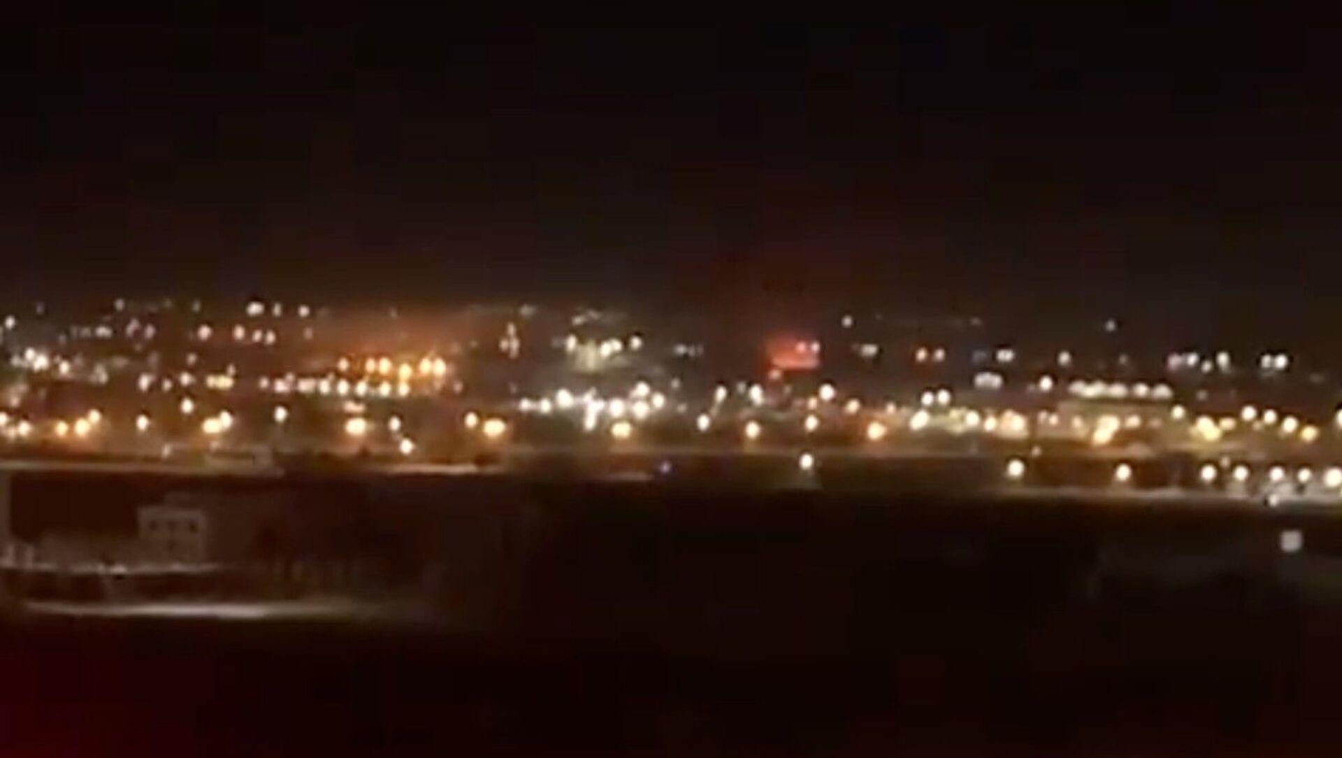 Esplosioni all'aeroporto internazionale di Baghdad - Sputnik Italia, 1920, 23.04.2021