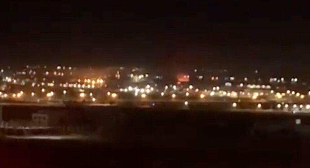 Esplosioni all'aeroporto internazionale di Baghdad
