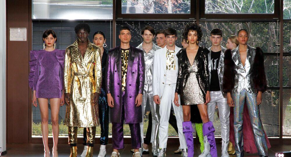 Mercedes-Benz Fashion Week Russia nel Sari Spazio di Milano