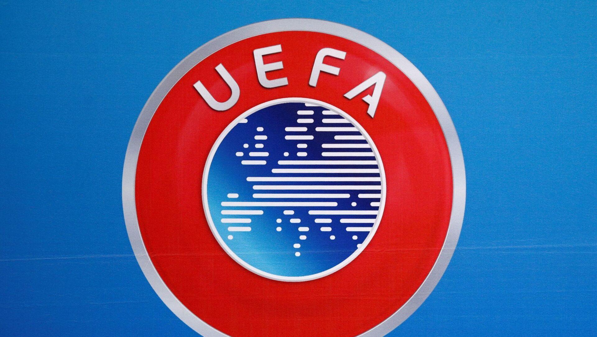 Il logo dell'Uefa - Sputnik Italia, 1920, 07.05.2021