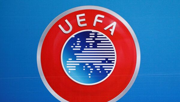 Il logo dell'Uefa - Sputnik Italia