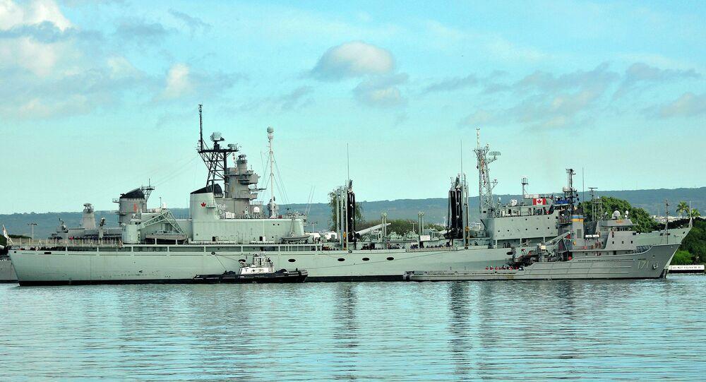 marina canadese