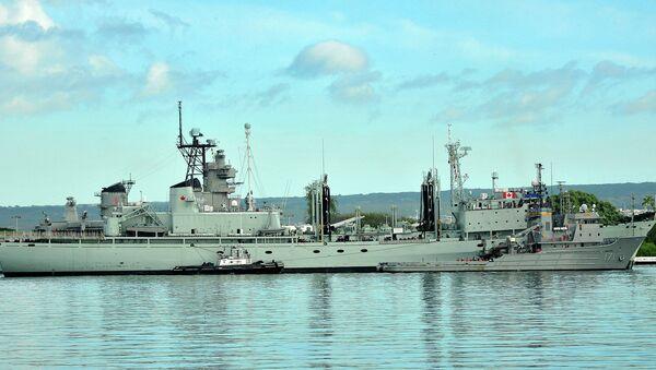 marina canadese - Sputnik Italia