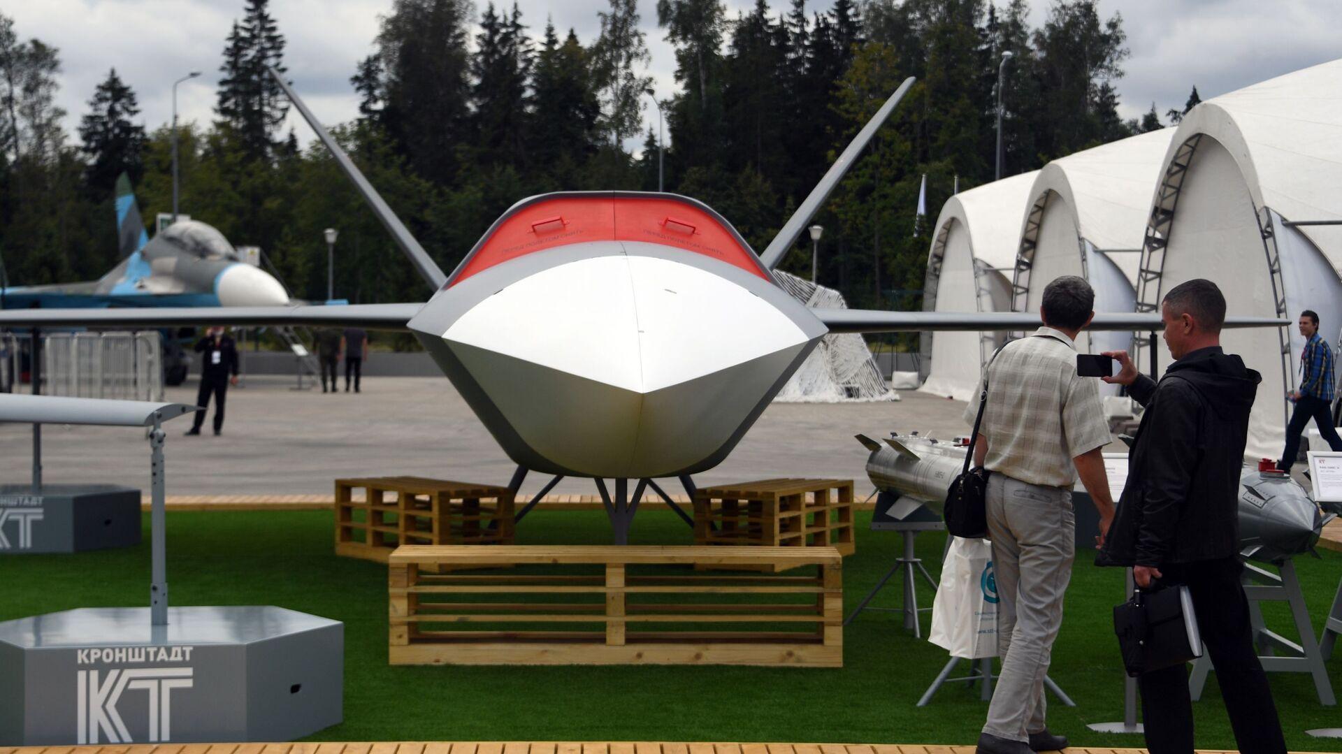 Il drone russo Grom - Sputnik Italia, 1920, 02.09.2021