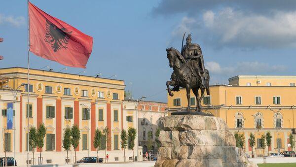 Tirana, Albania - Sputnik Italia
