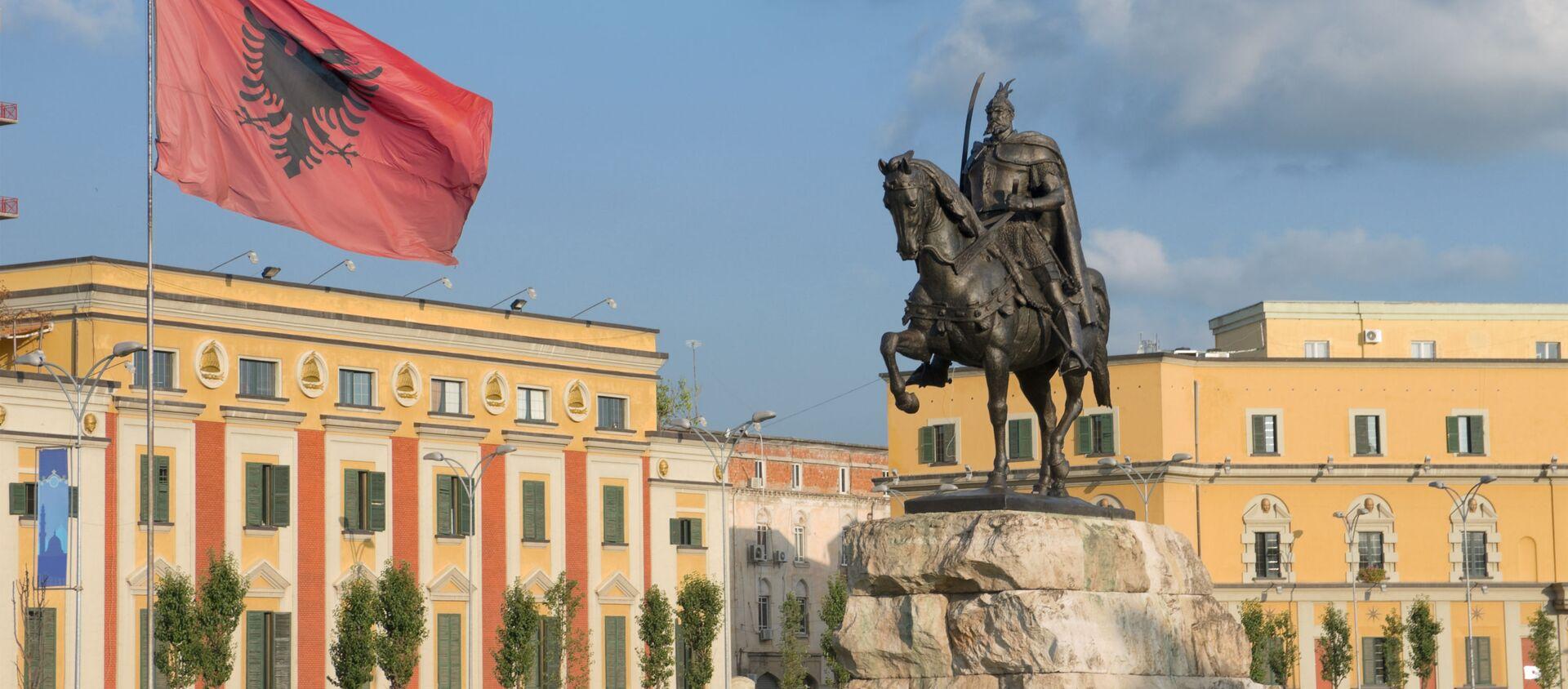 Tirana, Albania - Sputnik Italia, 1920, 24.04.2021