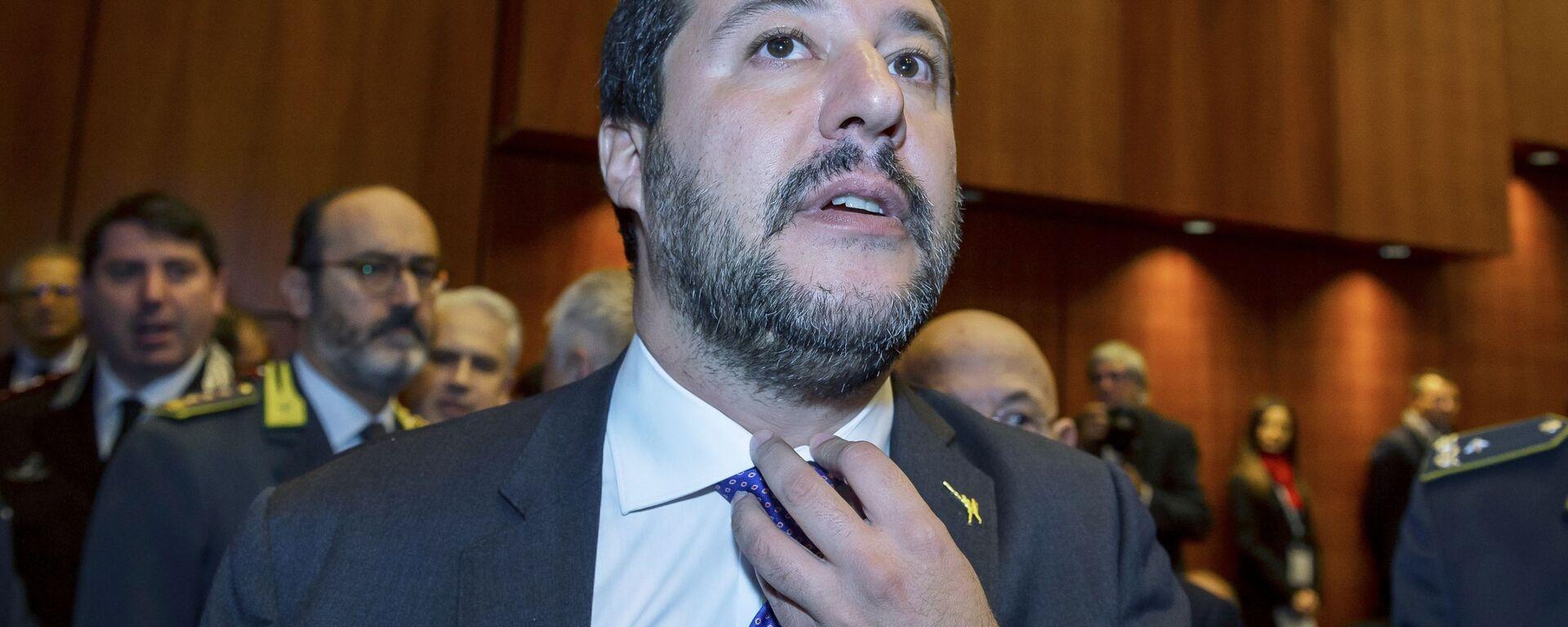 Matteo Salvini - Sputnik Italia, 1920, 22.07.2021