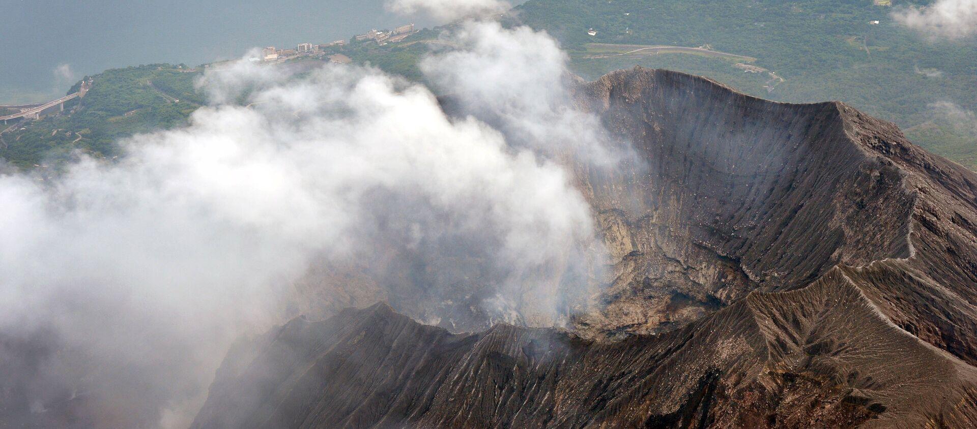 Vulcano Sakurajima - Sputnik Italia, 1920, 25.04.2021
