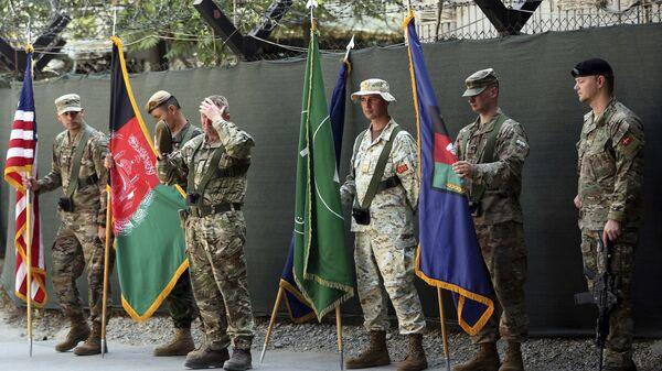 Soldati di Afghanistan e NATO - Sputnik Italia