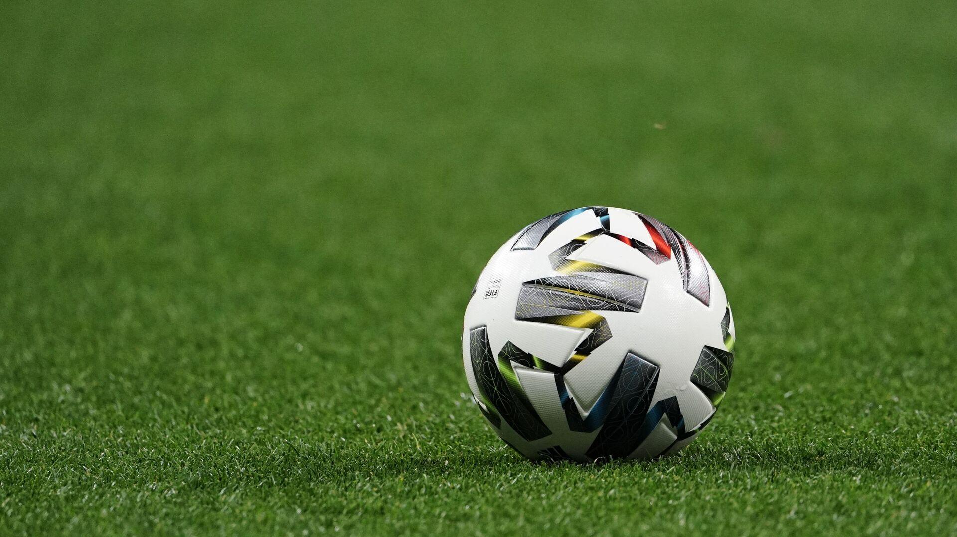 Palla in un campo da calcio - Sputnik Italia, 1920, 12.08.2021