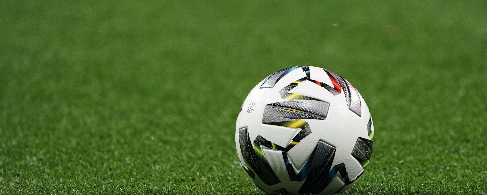 Palla in un campo da calcio - Sputnik Italia, 1920, 01.07.2021