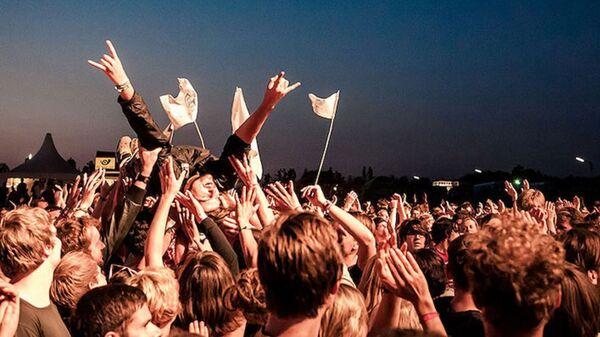 Rave party, musica - Sputnik Italia