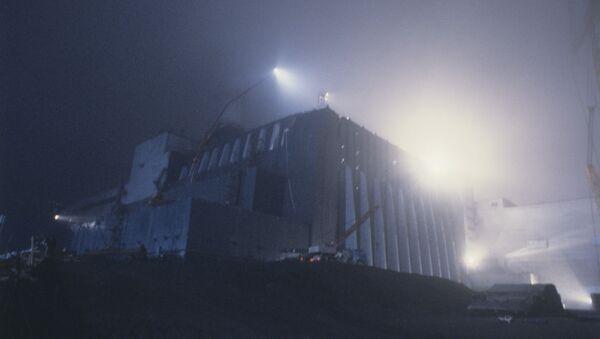 La centrale nucleare di Chernobyl  - Sputnik Italia